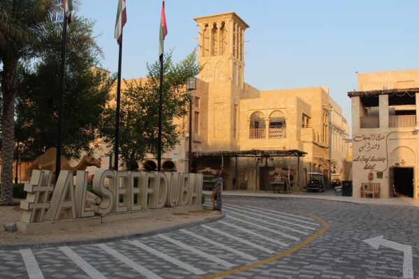 Time Travel to Old Dubai – Our Stay at Al Seef Heritage Hotel [Hotel Review]