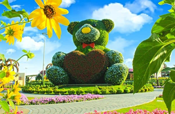 Dubai Miracle Garden Tickets Price Timings And Opening Date 2019